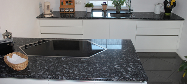 Extrem Granit Arbeitsplatten - Glanzvolle Granit Arbeitsplatten HT48